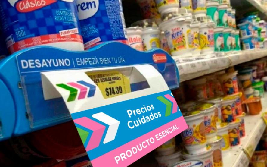 Los Precios Esenciales no se encuentran en casi la mitad de los supermercados
