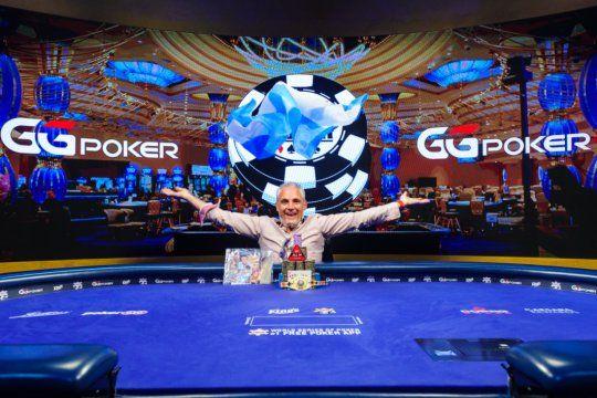Conocé a Damián Salas, de Chascomús, ganó la Serie Mundial de Póker.