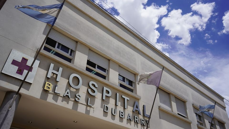 Por primera vez en el hospital provincial Blas Dubarry, de mercedes, no hay casos de covid en terapia intensiva.