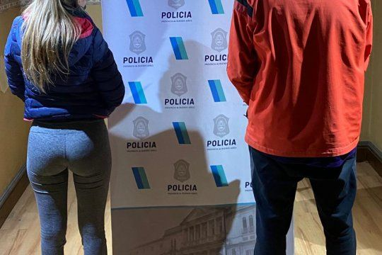Por el crimen descubierto ayer en Junín detuvieron a la ex pareja y al novio de ella
