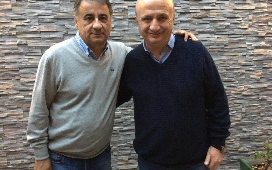 El peronismo en Lanús cierra filas detrás de la candidatura de Edgardo Depetri