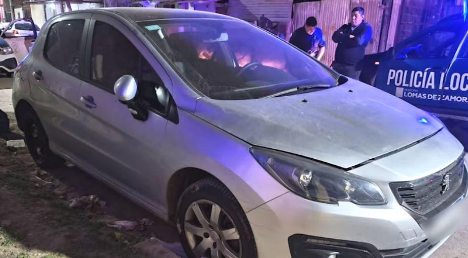 el intendente de pehuajo recupero su auto: les respondi con la ley