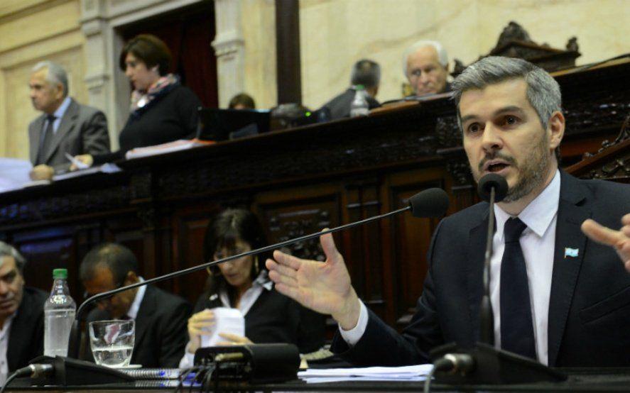 En vivo: Marcos Peña presenta el informe de gestión en Diputados