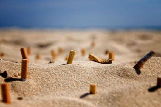 cerveza gratis para los que colaboren con la limpieza de las playas de mar del plata