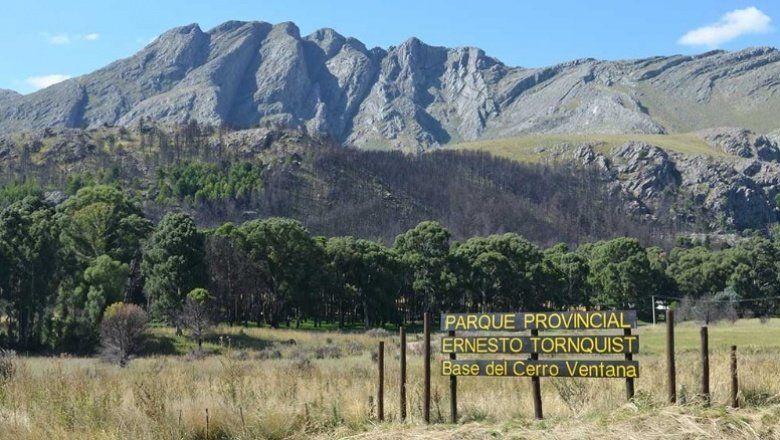 Huella Verde: Ecoturismo en Sierra de la Ventana, seis mil hectáreas de naturaleza para disfrutar todo el año
