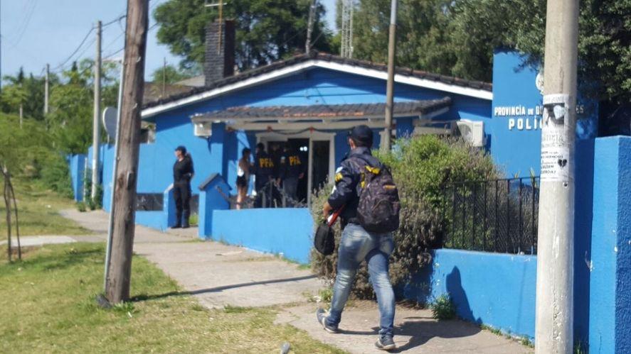 El asalto a la jubilada fue en la calle Córdoba la 200 en Monte Hermoso