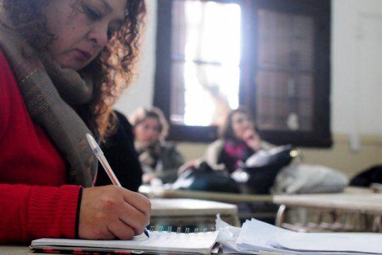 se realizaron jornadas de capacitacion y formacion docente en la provincia