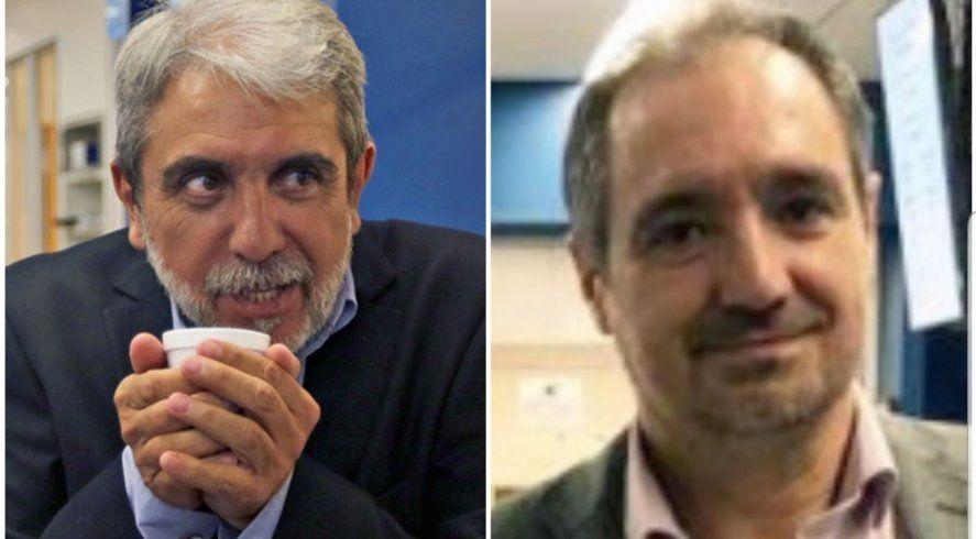 Aníbal Fernández le devolvió una chicana del nuevo Decreto presidencial 235 al periodista de La Nación