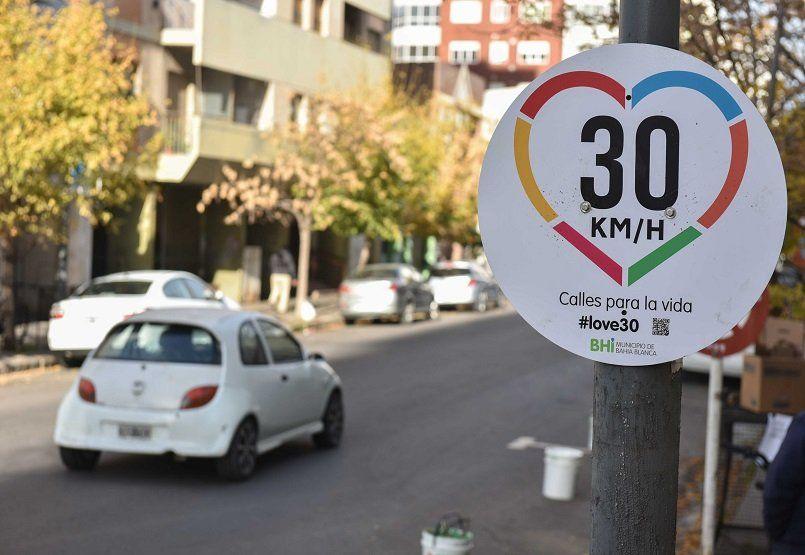"""""""Calles para la vida"""" en Bahía Blanca. La misma iniciativa se impulsa en Olavarría."""