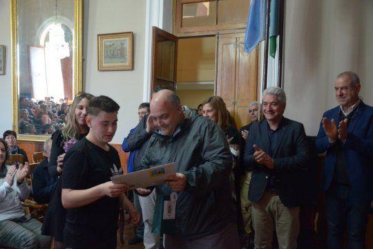 Pesar en Patagones por la muerte del ex concejal Gerardo Bari
