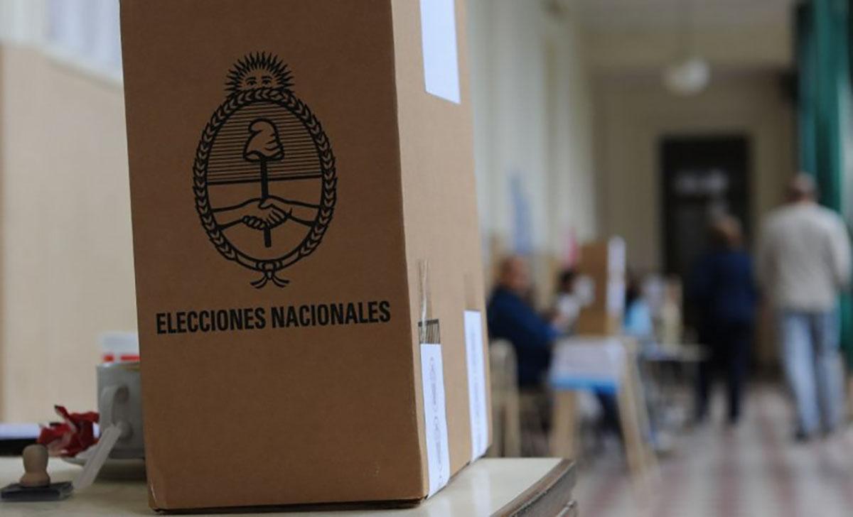 Veda electoral: hay actividades prohibidas desde el viernes previo a las PASO de las elecciones legislativas 2021.