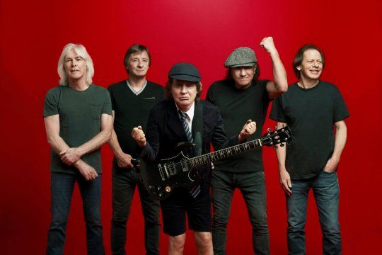 La banda australiana AC/DC lanzó el segundo corte de su disco Power Up