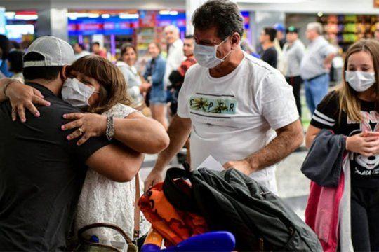 mas de 4.000 argentinos seran repatriados esta semana: cancilleria anuncio el cronograma de 21 nuevos vuelos