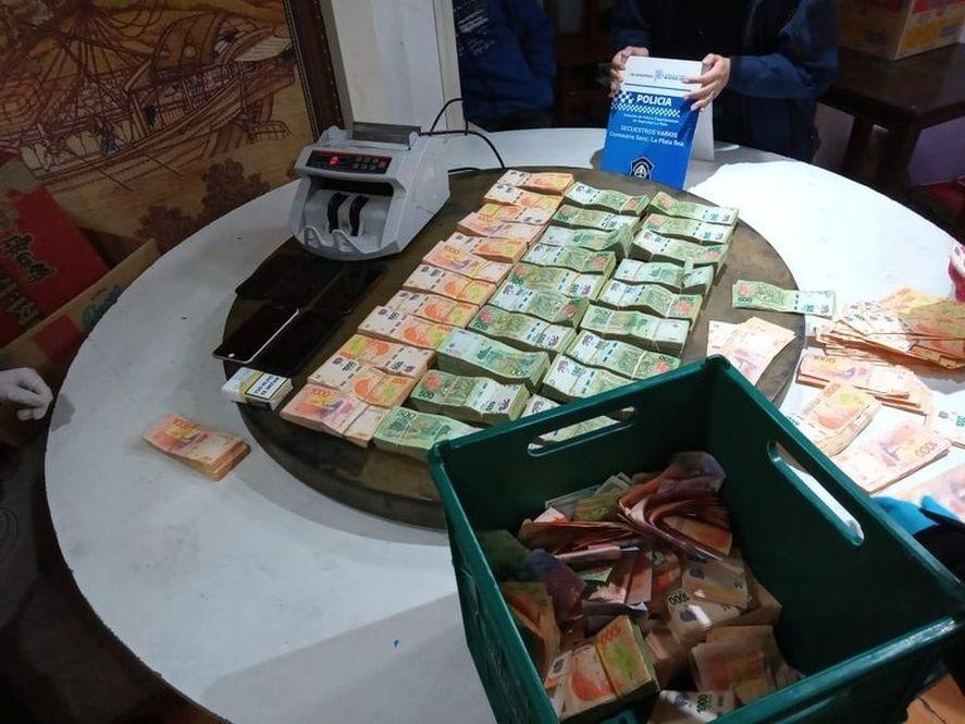 El intento de robo fue en 11 entre 57 y 58 de La Plata