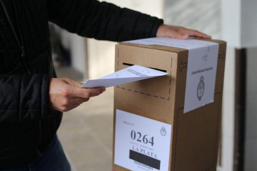 Las elecciones PASO 2021 se desarrollan con normalidad en la provincia de Buenos Aires.
