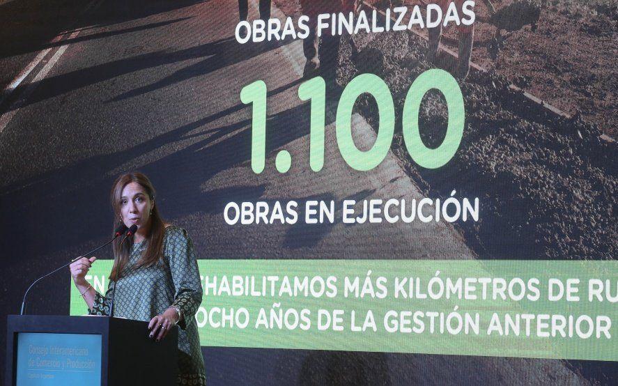 Cuáles fueron las frases más resonantes de Vidal ante empresarios del CICyP