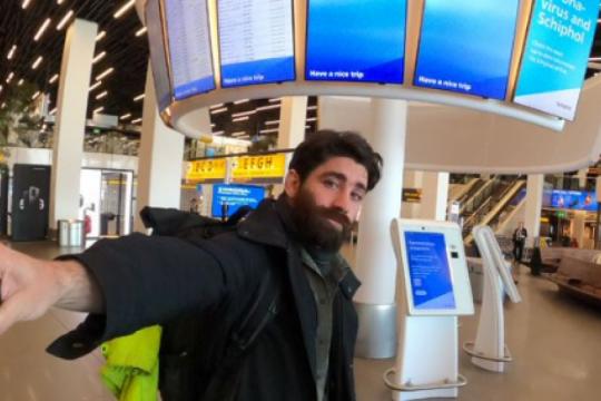 ?si no me dejan volver, lo voy a entender?: el hilo viral de un argentino varado en europa