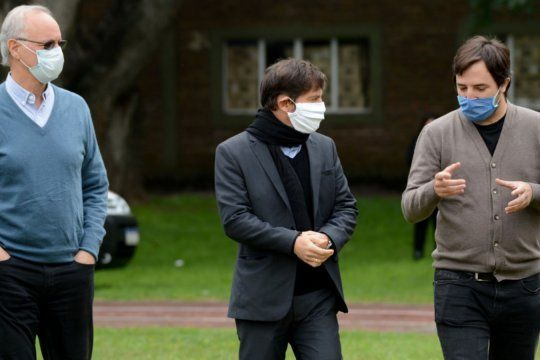 Daniel Gollán y Nicolas Kreplak fueron sobreseídos de la causa por el Plan Qunita, que ahora se relanzará en la provincia de Buenos Aires.