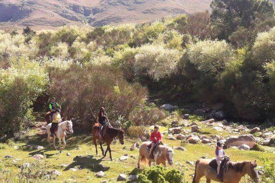 4 opciones para cabalgar por los increibles paisajes bonaerenses