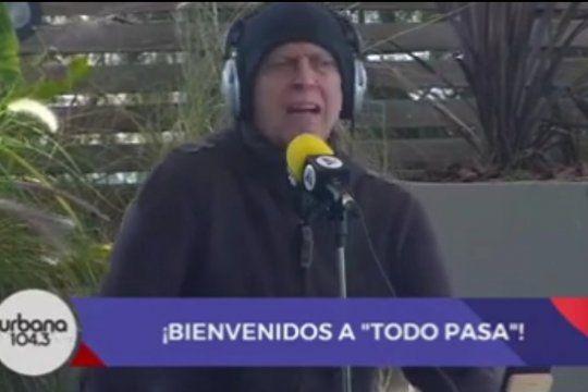 Matías Martin contó en su programa culposamente que irá a Miami, a darse la vacuna de Johnson & Johnson junto a su familia