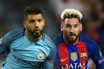 El sueño de millones de ver a Messi y Agüero juntos podría darse en Barcelona.