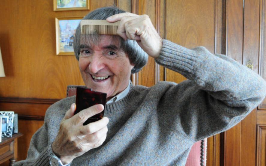 Ídolo de generaciones: Carlitos Balá cumple 94 años y lo festeja con una transmisión en vivo por Facebook