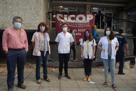 trabajadores de salud bonaerense alertan sobre la situacion sanitaria