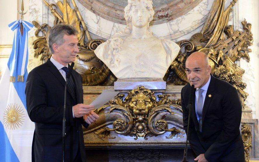 También Moyano denuncia penalmente a Macri por los supuestos aprietes al juez Carzoglio