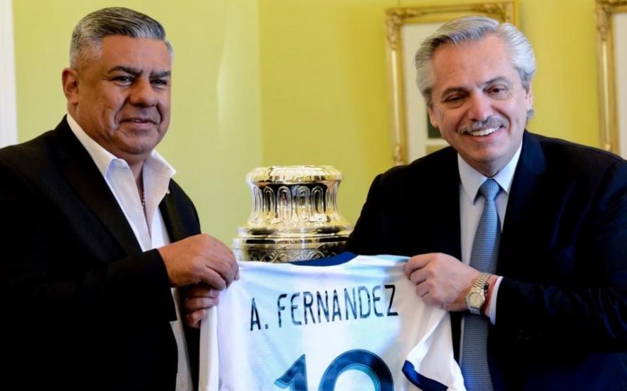 El Gobierno y AFA definen hoy cuando vuelve el fútbol