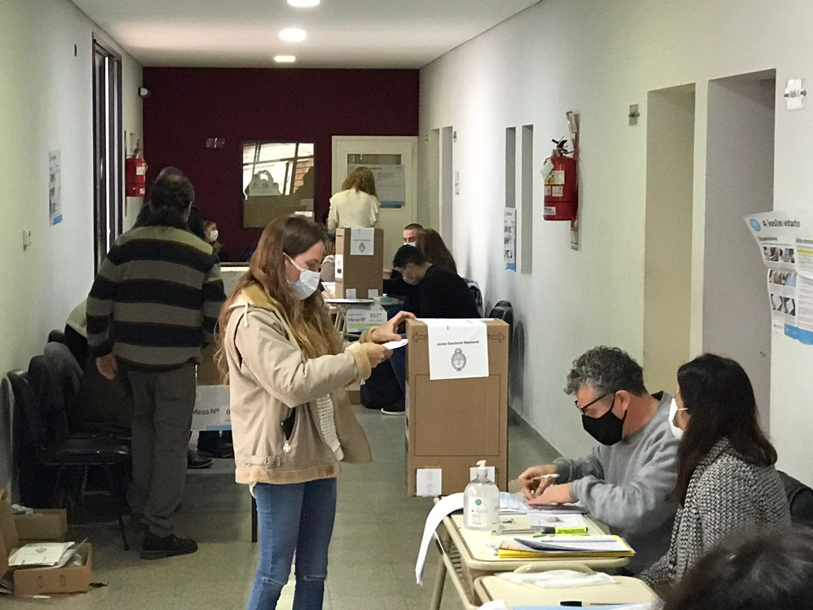 Recuento definitivo de los resultados de las elecciones PASO 2021