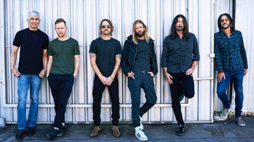 "La banda comenzó a grabar colectivamente para ""Medicine at Midnight"" en octubre de 2019"
