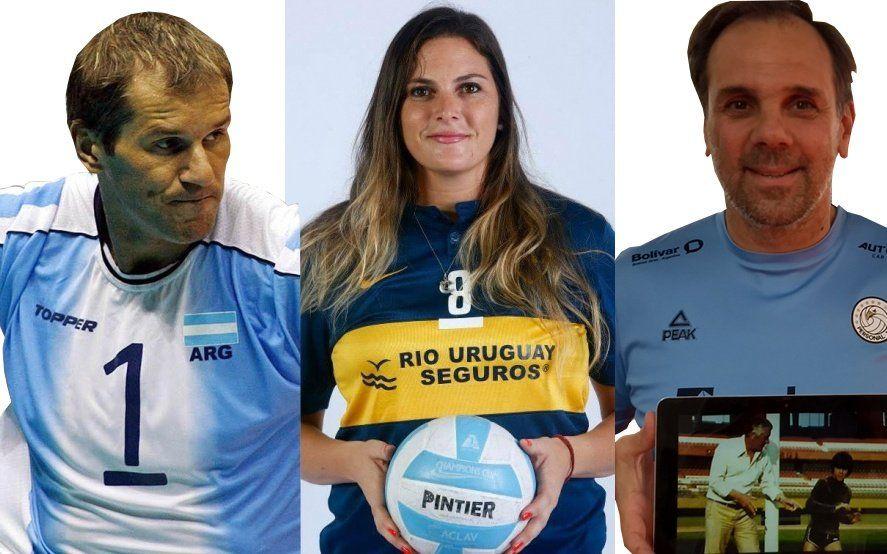 El vóley y una cita imperdible: Milinkovic, Espinosa y Weber darán clínicas en La Plata