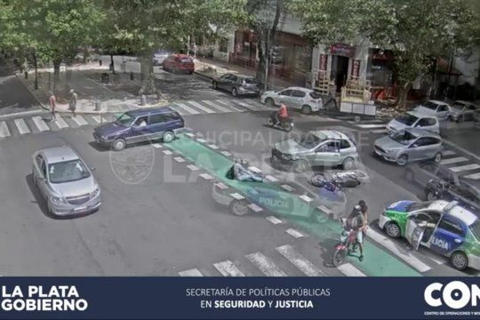 El accidente fue 2n la avenida 60 y calle 2