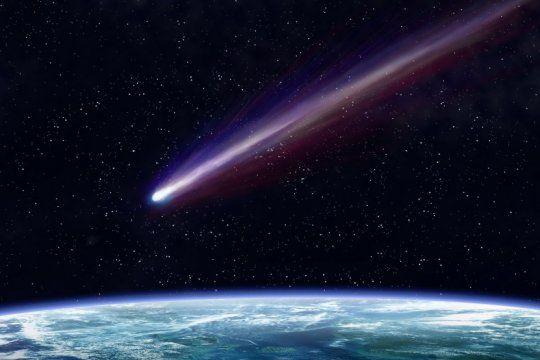 neowise: el cometa mas brillante en 7 anos ya se ve desde la tierra