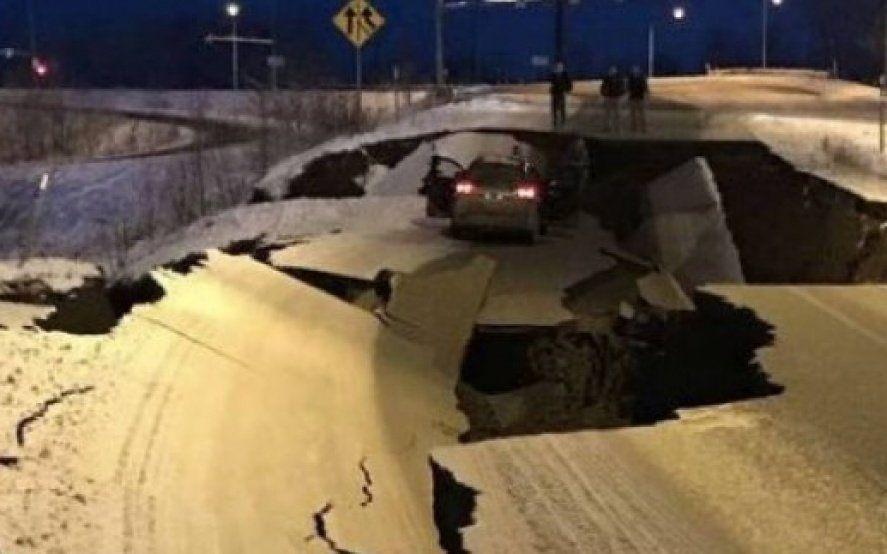 Alerta de Tsunami: Tras un terremoto de gran intensidad en Alaska hay temor en zonas costeras