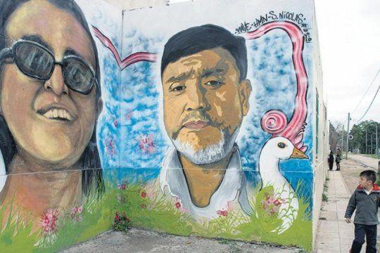 kicillof y trotta homenajearon a sandra y ruben a dos anos de la tragica explosion