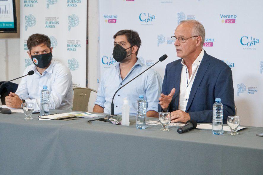 Gollán detalló los números de la pandemia en la provincia de Buenos Aires.