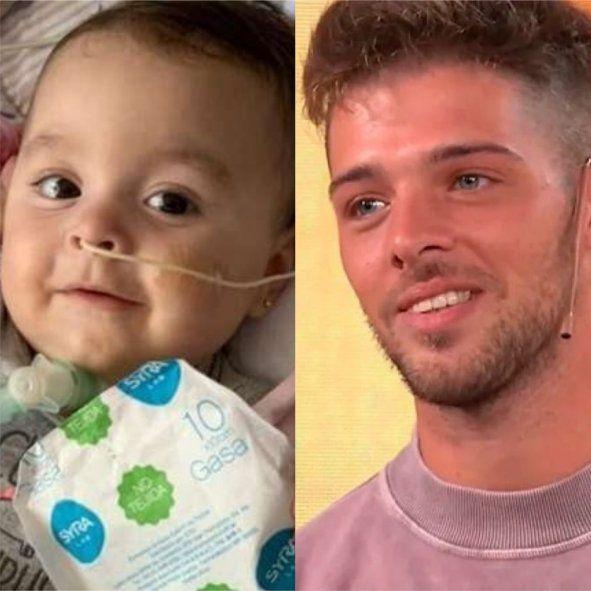 Santi Maratea y un emotivo video de Emmita entrando al hospital
