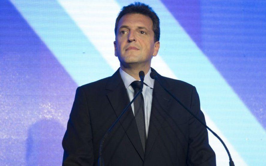 "Sergio Massa reunió a dirigentes sindicales y prometió ""defender a los trabajadores"""