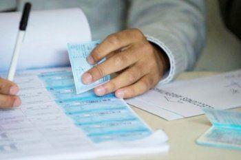 Elecciones: Acortan edad límite de las autoridades de mesa