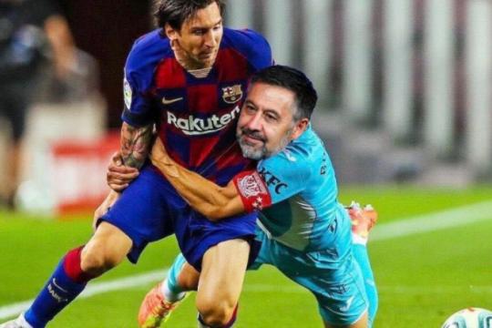 Messi y Bartomeu: los memes explotaron tras la presentación de la nueva camiseta del Barcelona