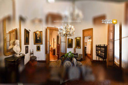 recorrido virtual 360°: conoce la historia de los museos de la plata desde tu casa