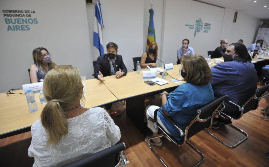 Paritaria: el gobierno de laprovincia de Buenos Aires realizó una propuesta salarial para 2021 a losgremios docentes