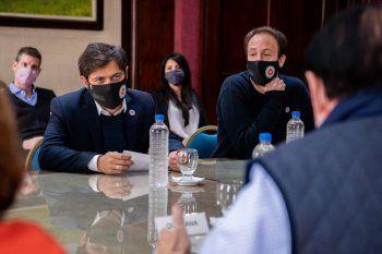 Axel Kicillof y Pablo López habían anunciado un acuerdo con los principales acreedores de deuda en ley extranjera.