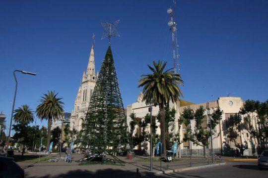 Bolívar, uno de los tres municipios de la provincia que retrocedió a fase 3.