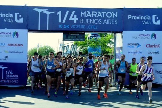 todo lo que tenes que saber sobre la maraton 10k que se correra en vicente lopez