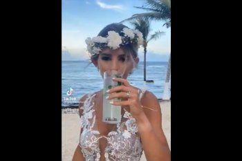 el mejor video de casamiento que se hizo viral en twitter