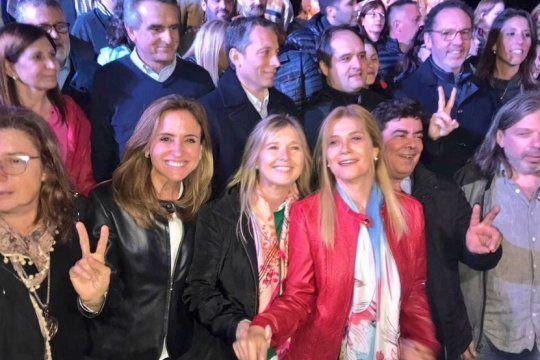 tolosa paz: ?nos vamos con la clara conviccion de ganar las elecciones?
