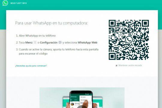 mira como abrir whatsapp web todos los dias sin utilizar el codigo qr