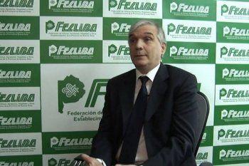 "Néstor Porras aseguró que ""a FECLIBA no lo maneja IOMA."